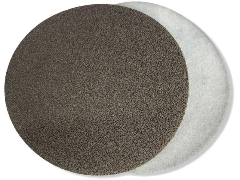 фото Шлифовальный круг на липучке VSM KK772K d125мм, зерно Р800