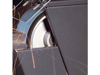 фото Гриндер GRIT GIS 75 - высокопроизводительный ленточно-шлифовальный станок