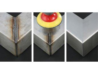 фото INOX-Plane профессиональный набор для обработки поверхностей