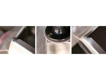 фото Шлифовальный круг MFD, диаметр 75мм, зерно P80