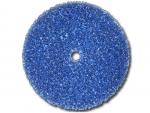фото 3М Scotch-Brite CG-DC S XCS - зачистной круг, диаметр 150мм, голубой