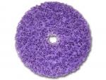 фото 3М Scotch-Brite XT-DC S XCS - зачистной круг, диаметр 150мм, фиолетовый