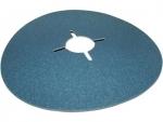 фото Фибровый круг диаметр 180мм, зерно P80