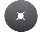 фото Фибровый круг диаметр 125мм, зерно P36