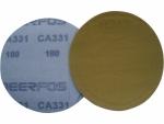 фото Шлифовальные круги CA331 d75, на липучке, зерно P120, уп-ка 10шт
