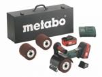 фото Metabo S 18 LTX 115 Set аккумуляторная полировальная машина