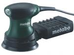 фото Metabo FSX 240 Intec рукавичная эксцентриковая шлифовальная машина