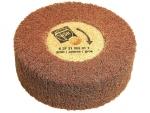 фото Пластинчатый шлифовальный круг d150*50мм, зерно coarse