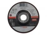 фото Обдирочный круг, полугибкий, Bosch Vibration Control, d125мм, 10шт