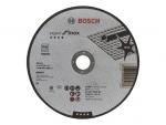 фото Отрезной круг, прямой, Bosch Expert for Inox - Rapido d180мм, 25шт