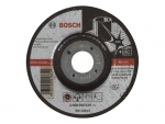 фото выпуклый Bosch Expert for Inox d115мм 10шт