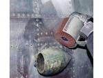 фото Шлифовальный валик GTOOL 100*100, зерно Сoarse (P80)