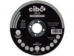 фото Отрезной круг по алюминию Cibo 230x2x22,2