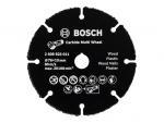 фото Универсальный твердосплавный отрезной круг Bosch Multi Wheel d76мм