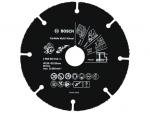 фото Универсальный твердосплавный отрезной круг Bosch Multi Wheel d125мм