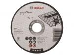фото Отрезной круг Bosch INOX 125х2х22,23мм, 25шт