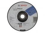 фото Отрезной круг выпуклый Bosch Expert for Metal 180х3х22,23мм, 25шт