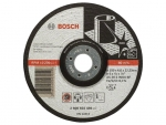 фото выпуклый Bosch Expert for Inox d150мм 10шт