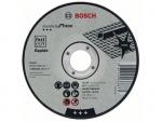 фото Отрезной круг, прямой, Bosch Standard for Inox Rapido 115х1х22,23мм, 25шт