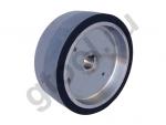 фото Приводной диск с полиуретановым покрытием, 75x200 мм