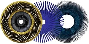 Круги и щётки 3M и Scotch-Brite™ Bristle