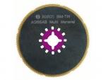 фото Сегментный пильный диск Bosch BIM-TiN AOI 65 AB Multi Material