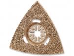 фото Твердосплавной рашпиль треугольной формы